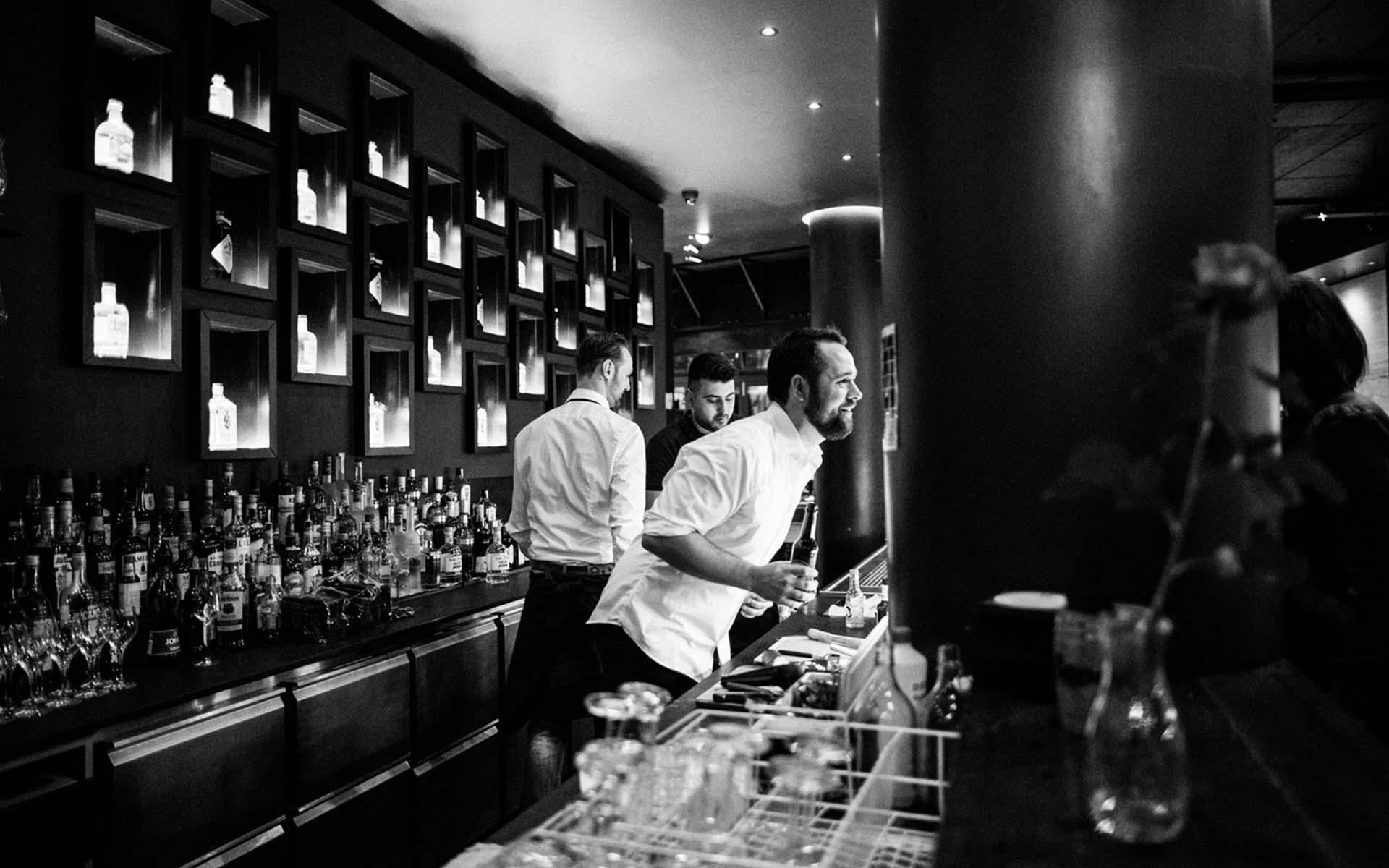 Bar - Nachtleben - Drinks - Nettes und freundliches Personal